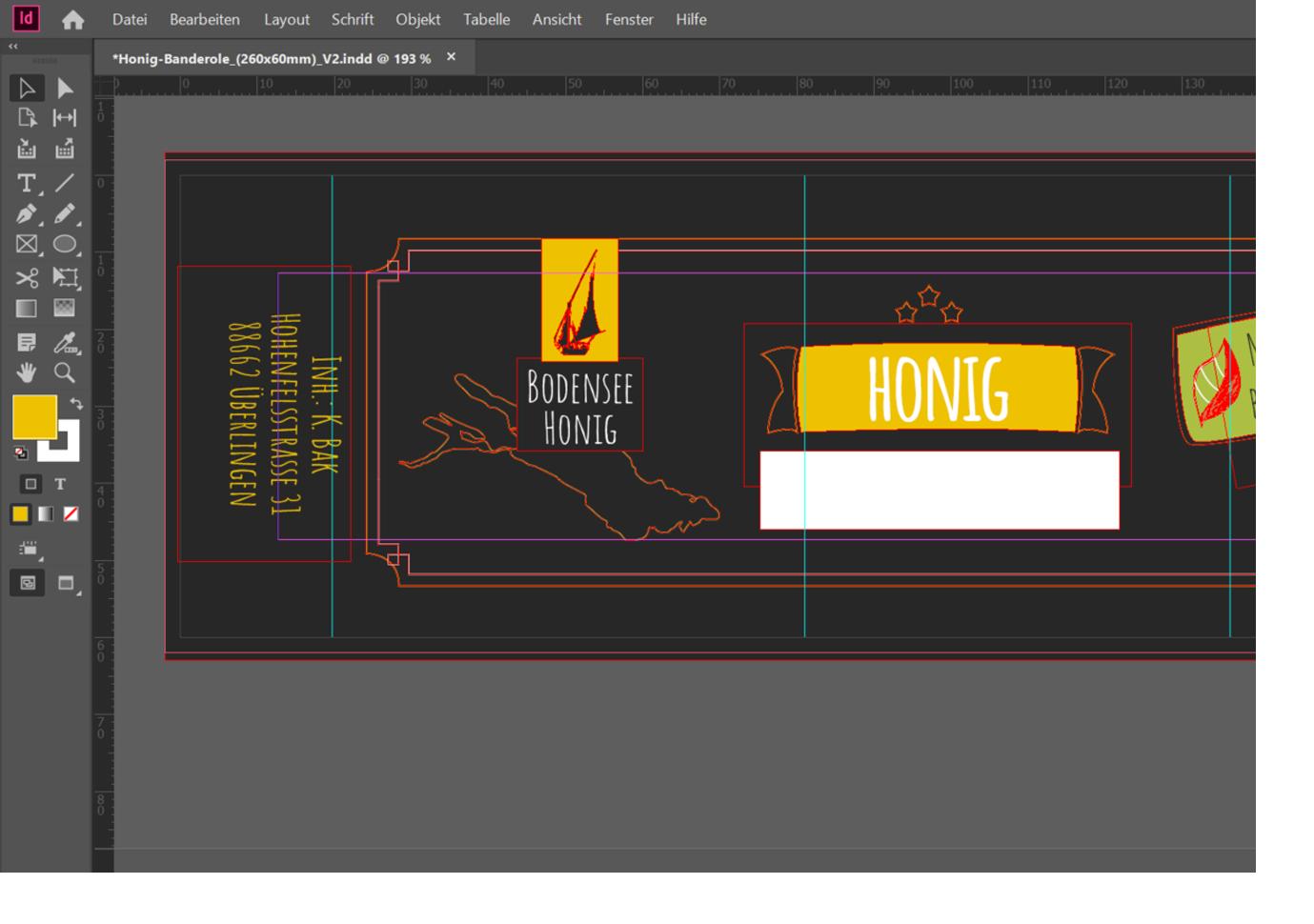TANZER Agency - Grafikdesign