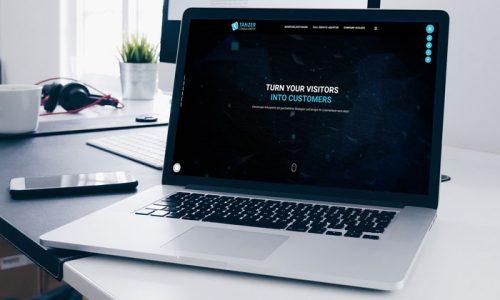 Unser Website ReDesign