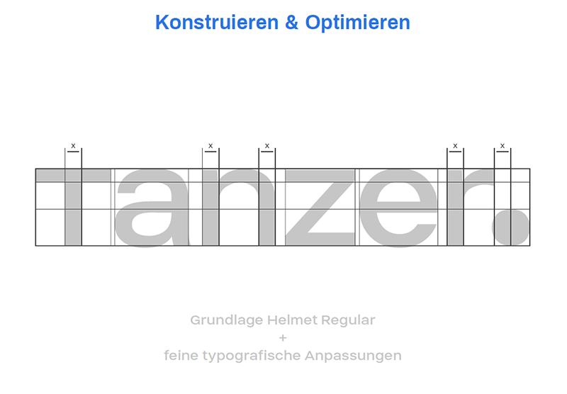 TANZER Agency - Konstruieren und optimieren des Rebranding