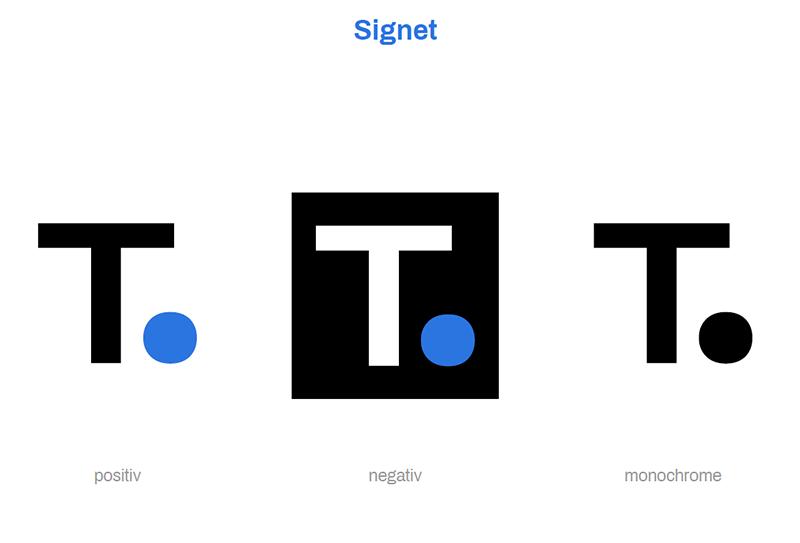 TANZER Agency - Signet Rebranding