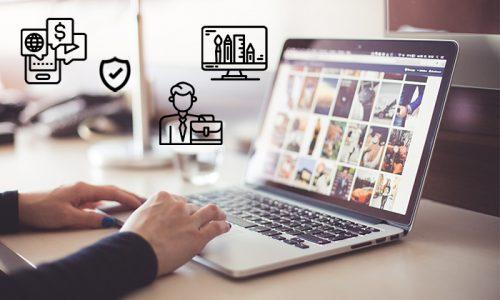 Aktualität von Webseiten – Analyse 10.000 Seiten, 4 Industrien, 4 Kriterien