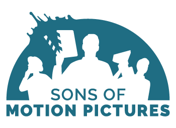 Sons of motion pictures logo