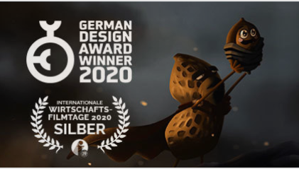 Sons of motion pictures - German Design Award Winner 2020