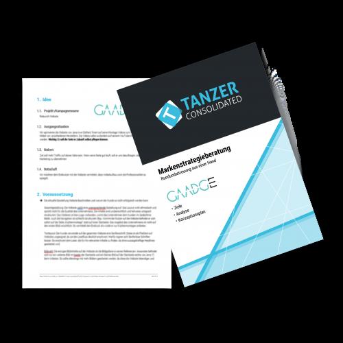 TANZER Agency - Markenstategieberatung